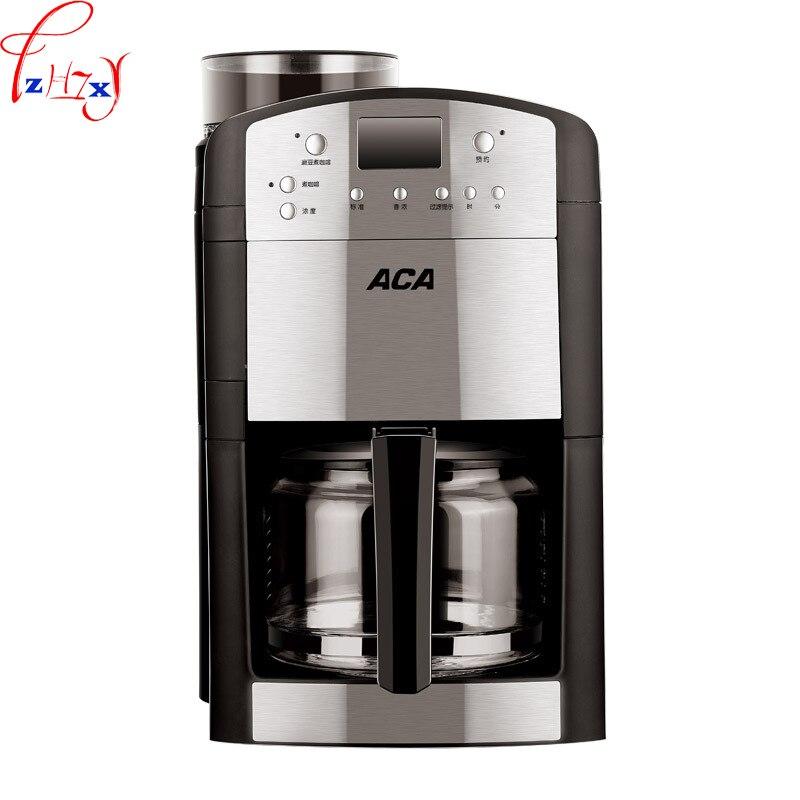 Molinillo totalmente automático para molinillo de café AC-M125A L multi-funcional máquina de té de café 220 V 1000 W 1 PC Guanqin automático Reloj Mecánico Tourbillon Esqueleto reloj de deporte impermeable reloj automático reloj hombre reloj masculino