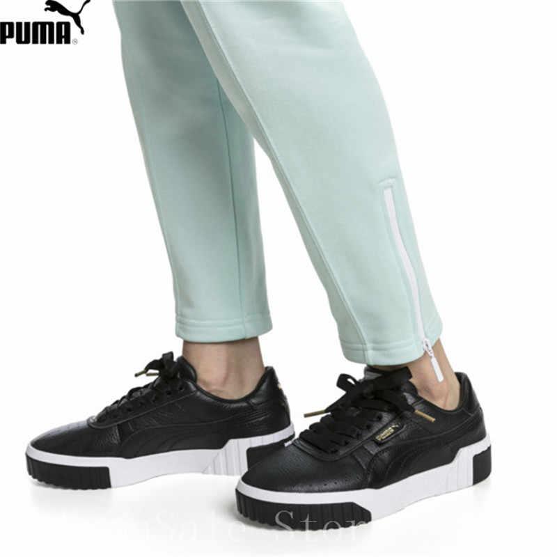 ... PUMA Women s Cali Sneaker 369155-02 Rihanna Basket Platform Euphoria Metal  Women Badminton Shoes Pink ... 381a0cd71
