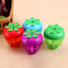 180ML Strawberry Humidifier Car Steam Aromatherapy Diffuser Mini USB Air Humidifier
