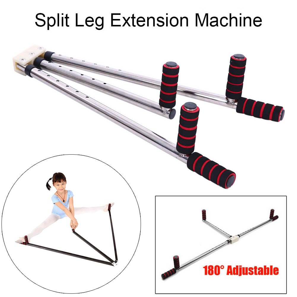 Ballet Leg Extension Machine Flexibility Training Split Legs Ligament Stretcher Professional  Split Legs Training Equipments leg extension split machine
