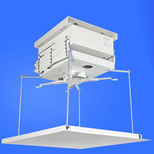 Wholesale Durable 100cm Working Length Motorized Projector Ceiling Mount Cheap Price Motor Lift With Remote Control