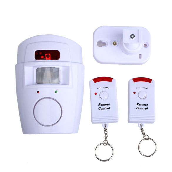 New Home Security Wireless Motion Sensor Alarm And Siren With 2 Remote Control LCC77 optimal and efficient motion planning of redundant robot manipulators