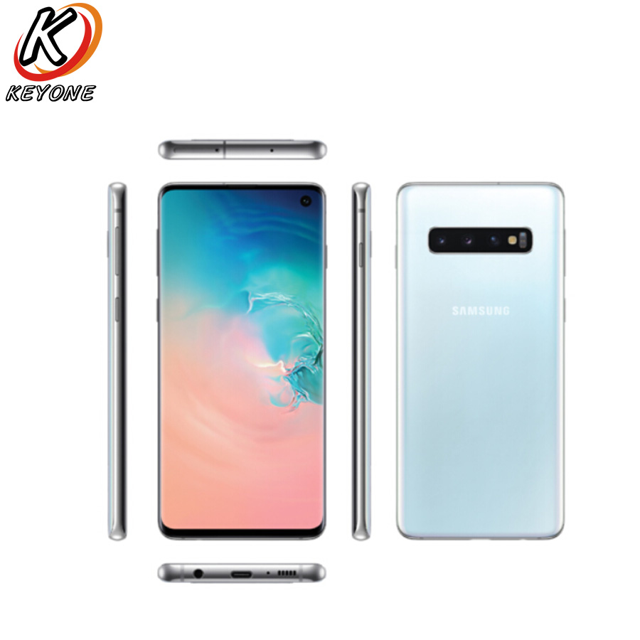 Samsung Galaxy S10 G973U Sprint Version Mobile Phone 6.1 8GB RAM 128GB ROM Snapdragon 855 IP68 Waterproof Dustproof Android 9 image