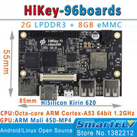 HiKey620 2G DDR Development Board 96Boards Kirin620 ARM Cortex A53 Octa core 64bit android6.0 linux open source AOSP support
