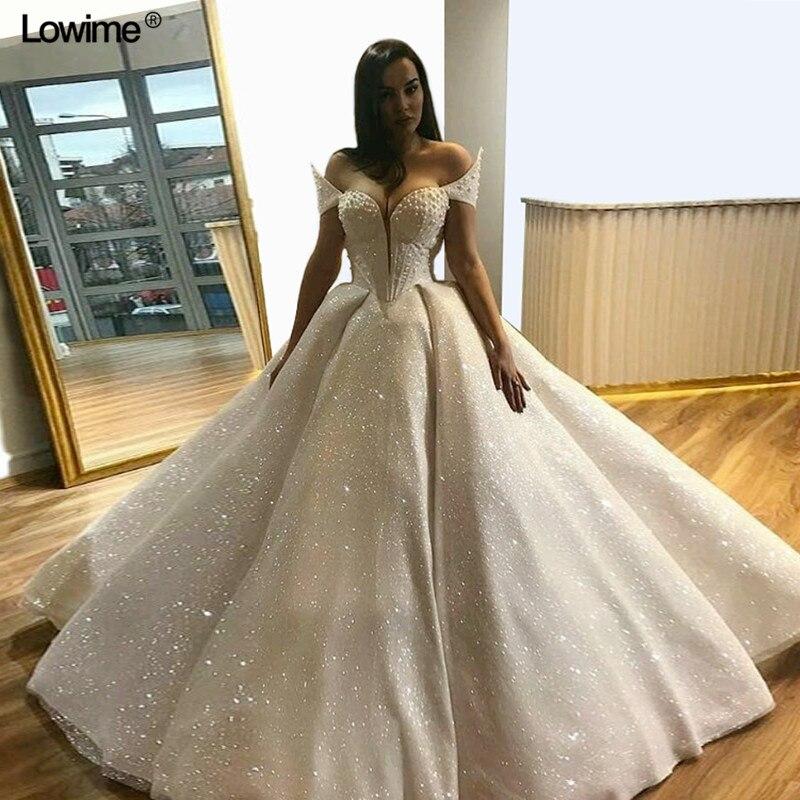 Custom Made Off The Shoulder A-Line vestido de festa Sexy V-Neck   Evening     Dress   Gowns 2018 Sequined Fabric Prom Party   Dress   Long