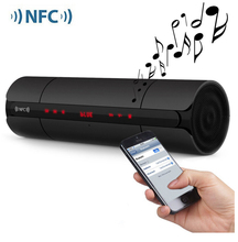 Portable KR8800 NFC FM HIFI Bluetooth Speaker Wireless Stereo Loud Super Bass Sound Box Hand Free for Phone Android smart phone