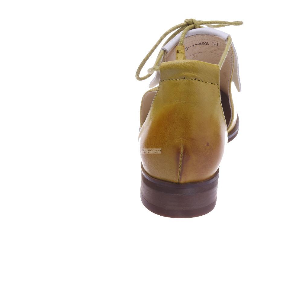 Yinzo Enuine Leather Flat Sandals Shoes Women Handmade