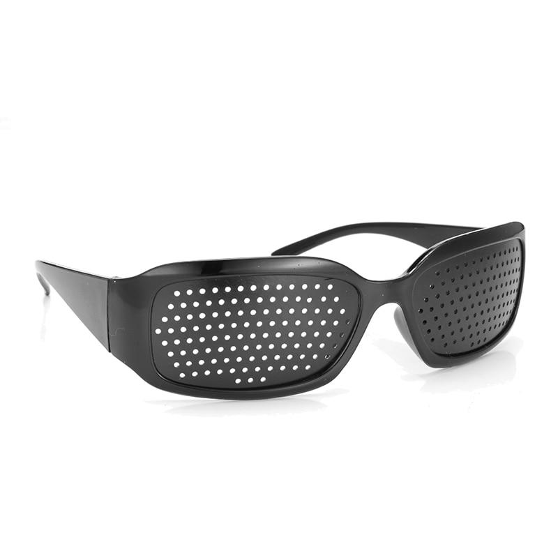 NEW Safurance  Eyeglasses Black Pinhole  Anti-Fatigue Glasses Prevent Myopia Spot Eye Protection Workplace Safety Safety Goggle oreka b092 radiation protection anti fatigue uv380 protection glasses black