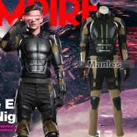 X Men Costume X Men Apocalypse Hank Beast Cyclops Nightcrawler Cosplay Costume Male Full Set Adult Men Halloween Customized