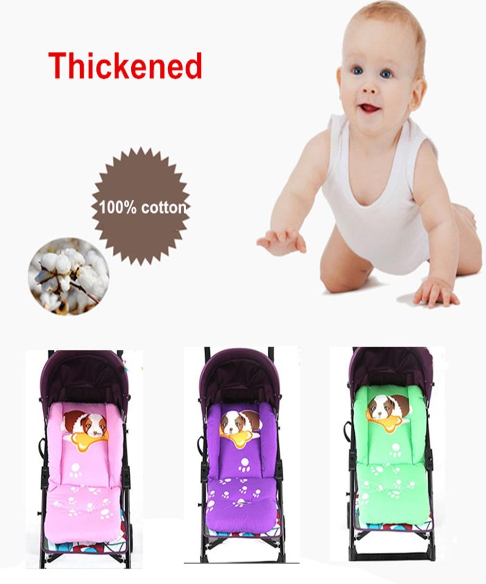 Cochecito de bebé Cojín del asiento Cojín del cochecito Cojín - Actividad y equipamiento para niños - foto 2