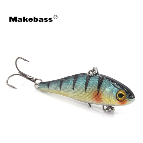 makebass 3 35in1 15oz fishinglures chocalho iscas sinking vib com nucleo de chumbo lipless artficial
