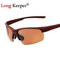 Long Keeper Cool Mens Sunglasses for Good Brand Designer for Men Women Fashion High Quality Eyewares UV 400 Goggles STY1238
