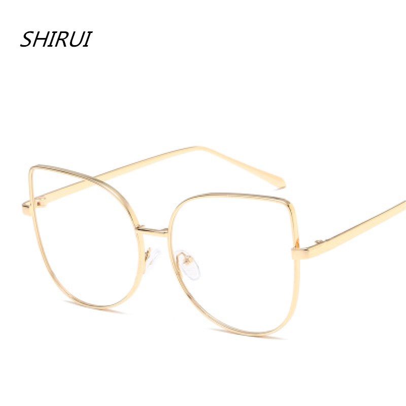 a339177620 Fashion Men Women Optical Eyeglasses Alloy Frame Glasses With Clear Glass  Brand Clear Transparent Glasses Women s