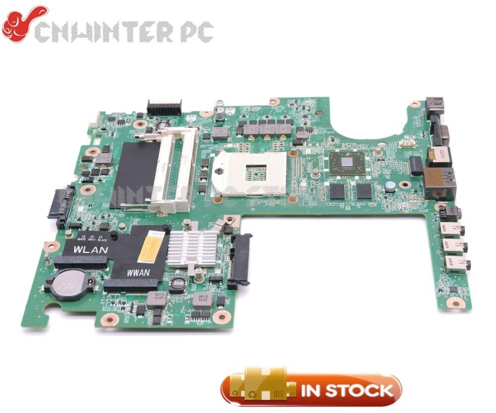 NOKOTION CN-04DKNR 04DKNR For Dell Studio 1558 Laptop Motherboard DA0FM9MB8D1 HM55 DDR3 HD 5470 Free CPUNOKOTION CN-04DKNR 04DKNR For Dell Studio 1558 Laptop Motherboard DA0FM9MB8D1 HM55 DDR3 HD 5470 Free CPU