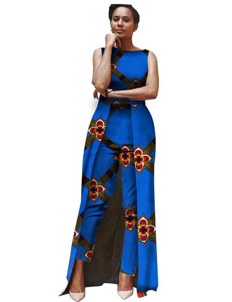 summer jumpsuit women 2018 fashion bodysuit africa
