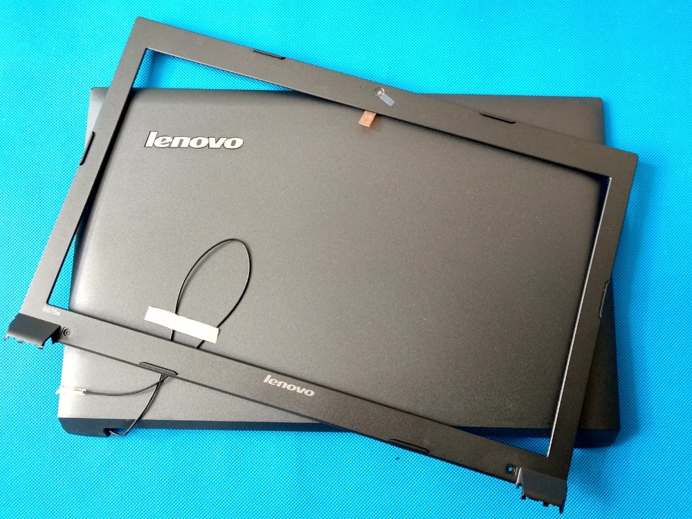New Original for Lenovo B570 B570E B575 B575E LCD Top Back Cover Rear Lid Front Bezel