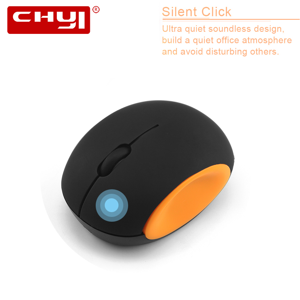Mini Wireless Optical 2.4G Rechargeable Mouse Mute For Desktop Computer Games