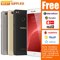 "In Stock ZTE Nubia Z11 mini S 5.2"" Octa Core 2.0GHz 4GB RAM 64GB/128GB 1920X1080 Dual SIM 23.0MP Fingerprint 4G LTE Mobile Phone"