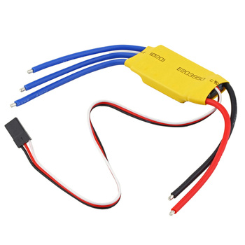 Wholesale XXD HW30A 30A Brushless Motor ESC For RC Airplane Quadcopter Drone jmt 6 axis foldable rack rc quadcopter kit with qq super flight control 1000kv brushless motor 10x4 7 propeller 30a esc