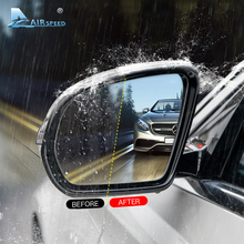 Car Rearview Mirror Film Anti Fog Anti Glare for Mercedes Benz W212 W213 W205 W246 W222 W176 GLC GAL GLK CLS Maybach Accessories