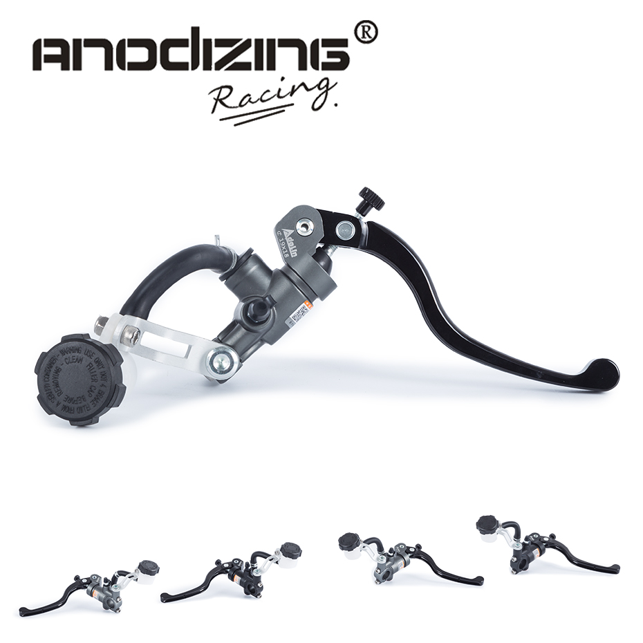 Motorcycle 19X18 Brake Adelin Master Cylinder Hydraulic FOR HONDA CBR1000R R1 R6 Z1000