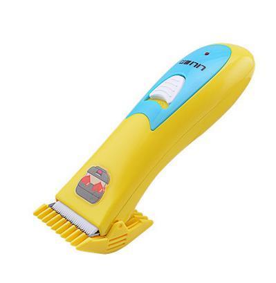 Crianças aparelho barbeiro buzzer mudo à prova d' água recarregável casa garoto navalha corte de cabelo clipper