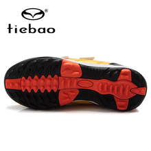 TIEBAO Soccer Football TF Turf Kids Shoes