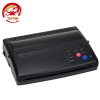 Top Quality Tattoo Stencil Transfer Machine Black Thermal Copier Maker For Transfer Papers