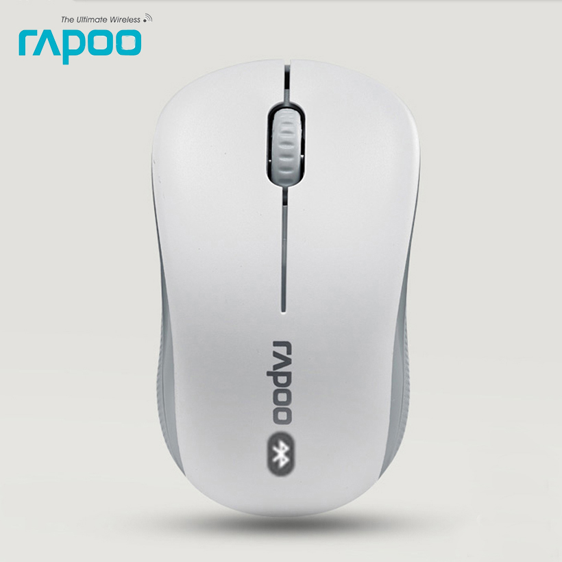 4aa9dbb3cf5 Rapoo 6020B Bluetooth 3.0 Optical Wireless Mouse mice for apple PC macbook Android  Tablet & All Bluetooth 3.0 TV Computer gaming
