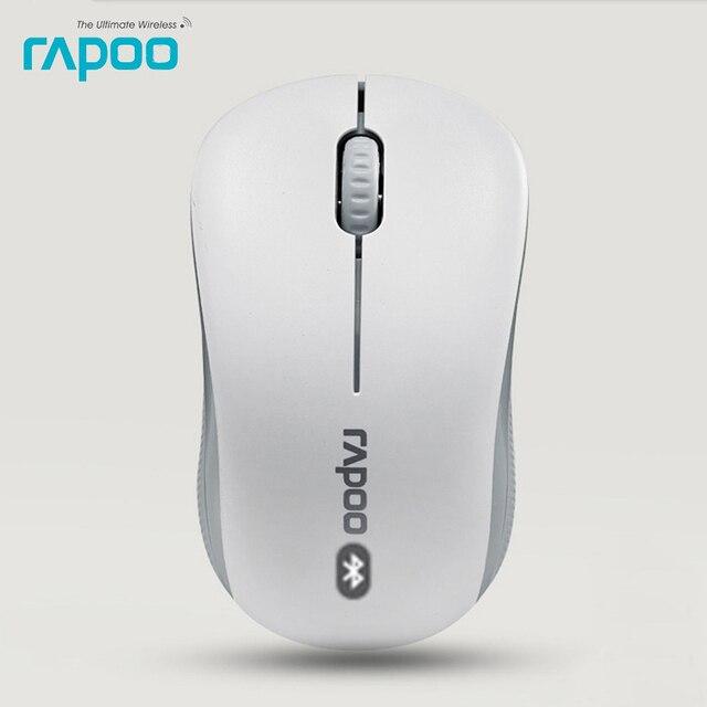 Rapoo 6020B Bluetooth 3,0 Optische Drahtlose Maus mäuse für apple PC ...