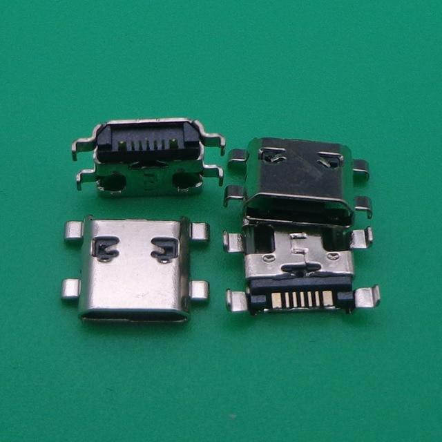 100 piezas 7 PIN 5 pies Conector Micro USB a hembra jack para Samsung P5200 i9200 S7562 GT S7562 I8190 S3 I8160 S7560