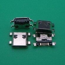 100 stks 7 PIN, 5 Voeten Micro USB connector lading socket jack voor Samsung P5200 i9200 S7562 GT S7562 I8190 S3 I8160 S7560