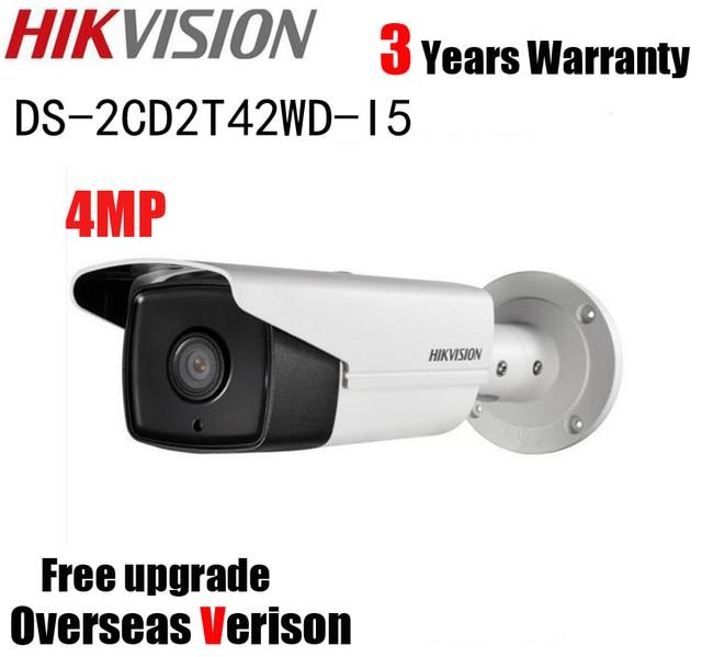 Hikvision DS-2CD2T42WD-I3 Network Camera Linux