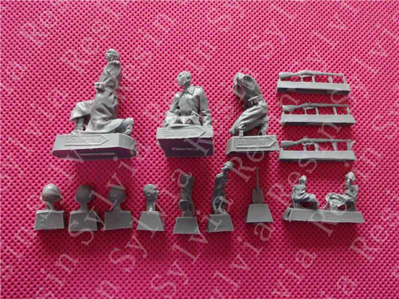 Resin toys S-3552 Russian 82 mm mortar team,1943-45  Kit include mortar, 3 figures and photoetched parts Free shipping ноутбук dell inspiron 3552 3552 5193