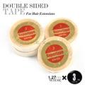 Super Tape Hair Adesiva Dupla Face Aprox. 1.27X300 cm Adesiva Cola Super Fita Para Fita de Cabelo Cabelo