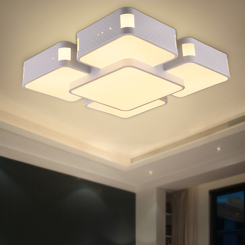 Modern ceiling lights flush mount light fixture for Plafoniere moderne