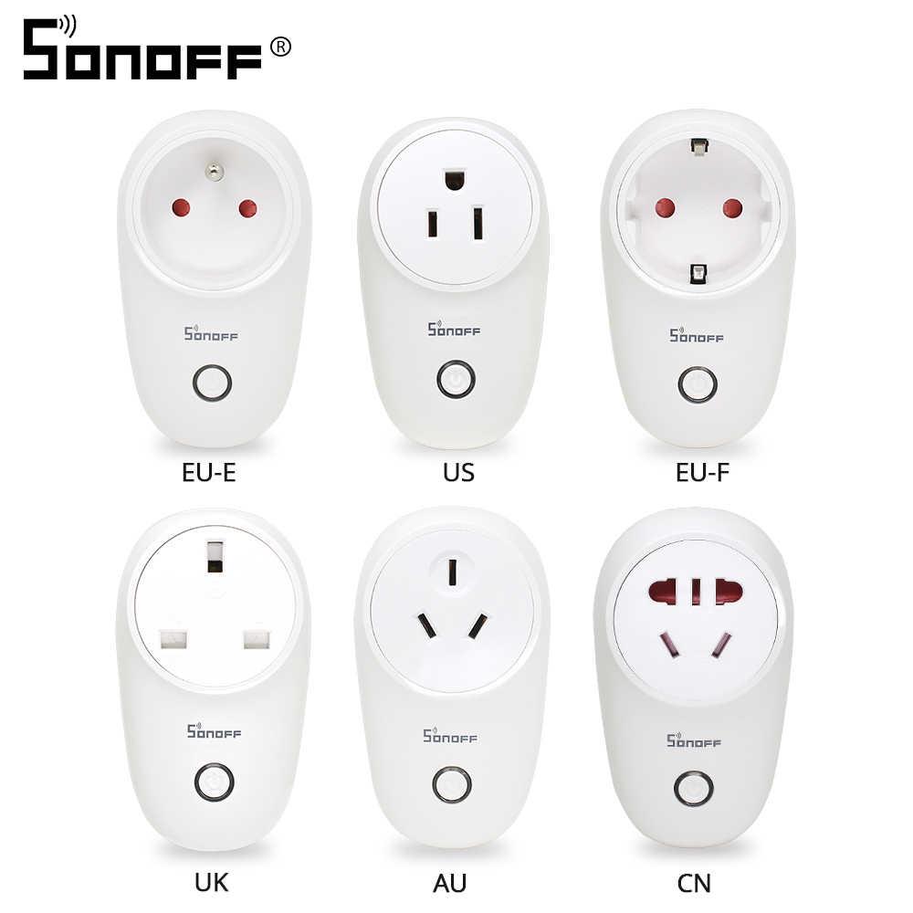 Подробнее Обратная связь Вопросы о Sonoff S26 WiFi Smart Розетки US ... cfdc6e510a8