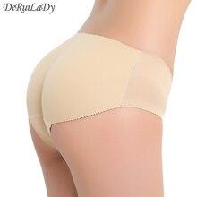DeRuiLady High Quality Padded Seamless Butt Hip Enhancer Shaper Panties Women s Sexy Underwear Comfortable Briefs