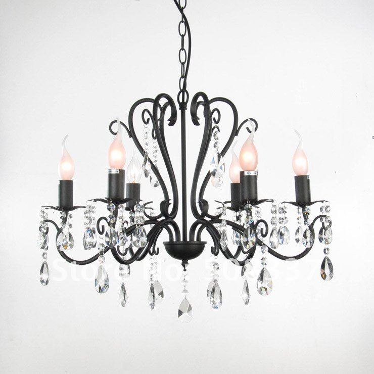 guaranteed100 Mediterranean style chandelier crystal lighting – Cottage Chandeliers