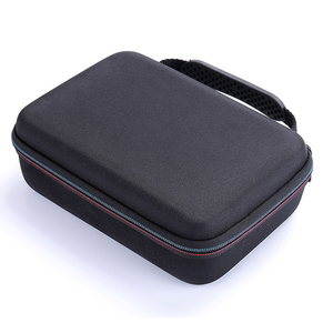 Image 2 - Portable Case for Philips Norelco Multigroom Series 3000 MG375 Shaver Accessories EVA Bag Storage Pack Box Cover Zipper Pouch