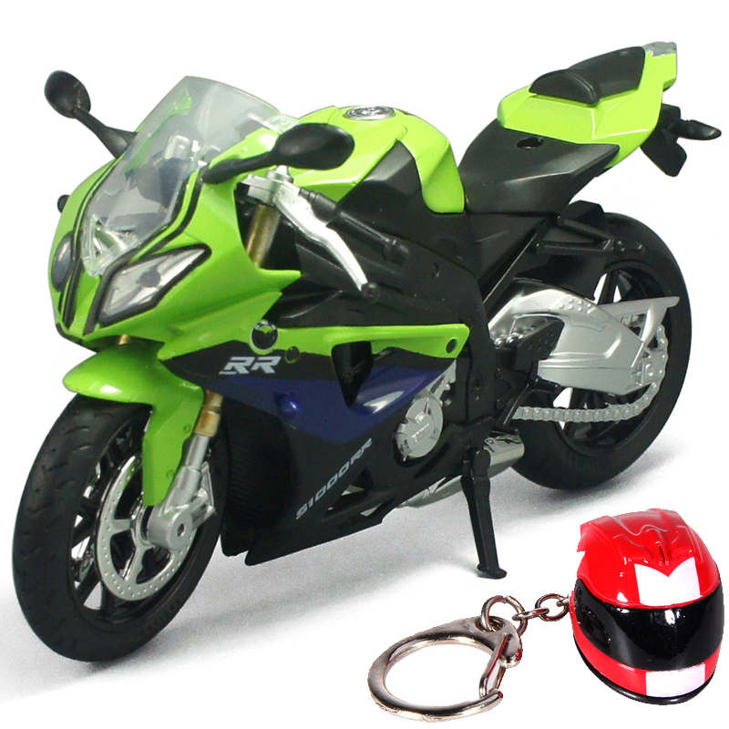 1 12 Scale S1000 Motorcycle Motorbike Diecast Alloy Race Bikes Street Motorbike Toys For Kids Children Toy or Collection Display in Diecasts Toy Vehicles from Toys Hobbies