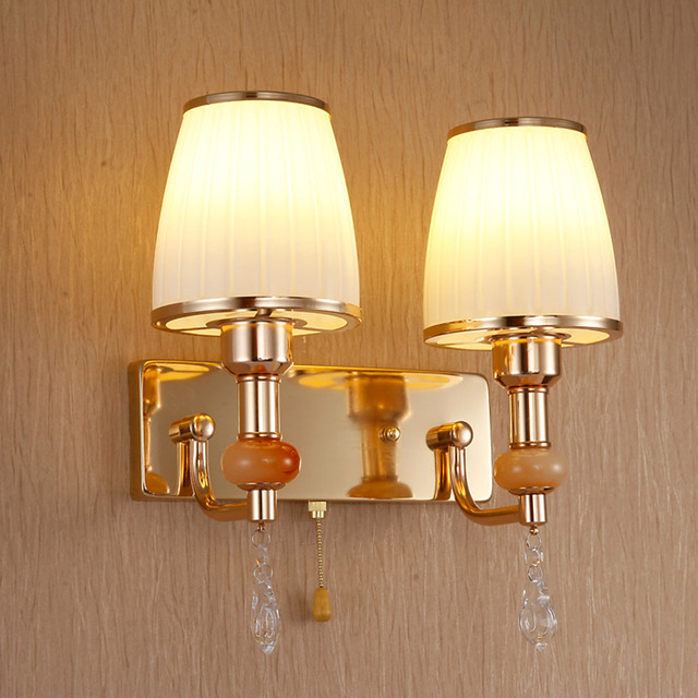 HGhomeart Wall Mounted Bedside Reading Lamps Indoor Lighting Led ...