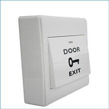 COM без дверного замка открывания ворот кнопка выхода переключатель для контроля доступа к двери