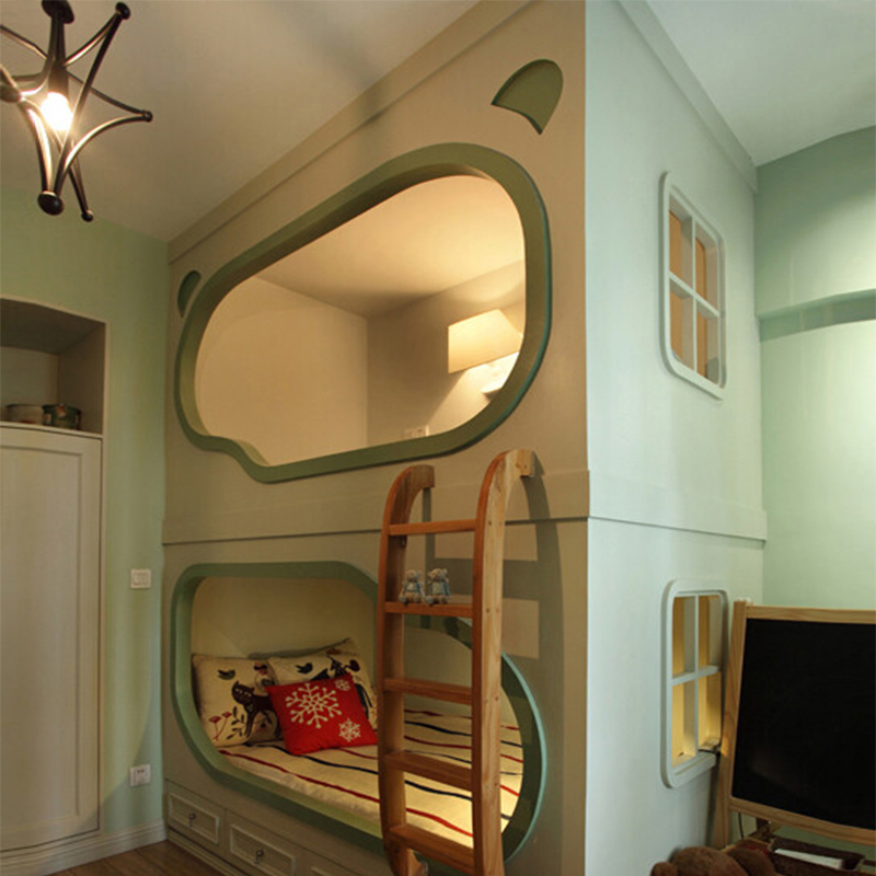 Customized High Quality Creative Children's Bed