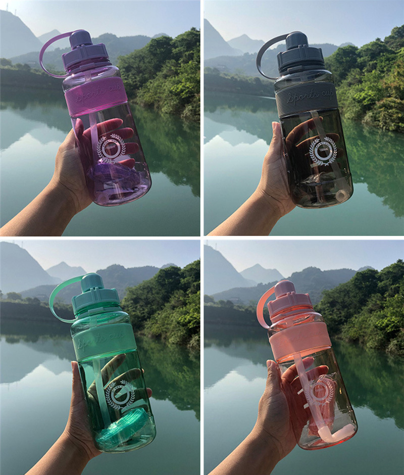 HTB1A1w aVY7gK0jSZKzq6yikpXaS Hot Sale Outdoor Fitness Sports Bottle Kettle Large Capacity Portable Climbing Bicycle Water Bottles BPA Free Gym Space Cups