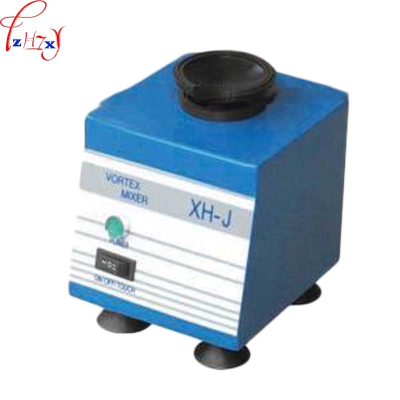 220V 60W 2800rpm 1PC XH-J Vortex mixer desktop laboratory eddy oscillator equipment vortex mixer pogorzelski ronald j coupled oscillator based active array antennas