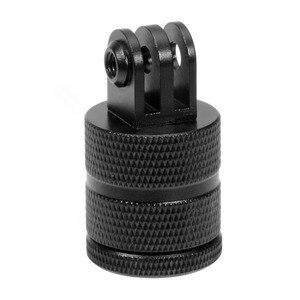 Image 3 - BGNing Aluminium 360 Degree Rotation 12 Direction Positions Camera Mount Adapter for GOPRO SJCAM AKASO EK7000 4K Action Camera