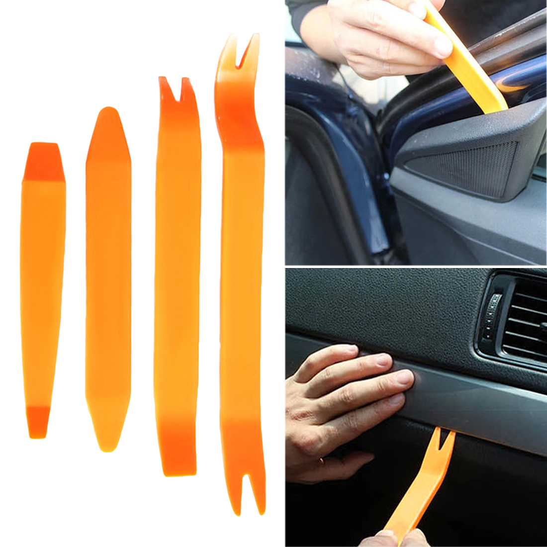 Dewtreetali Popular Car Accessories Car Audio Disassembly Tool 4 Sets Of Hot Wire Products Car Tools Utilities Audio Repair New
