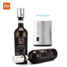 Xiaomi круг радость круглый Нержавеющаясталь красное вино мини-разъем вина вакуумная пробка эффективное сохранение памяти интеграции Smart