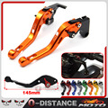 For KTM 125 200 390 DUKE RC 125/200/390 Motorcycle Accessories CNC Short Brake Clutch Levers With KTM Logo